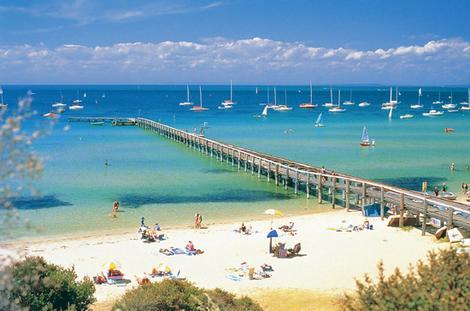 Rye Beach Hotel Melbourne